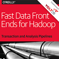 Report: Fast Data Front Ends for Hadoop