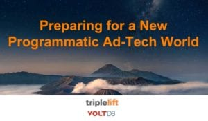 TripleLift Ad-Tech Webinar with VoltDB