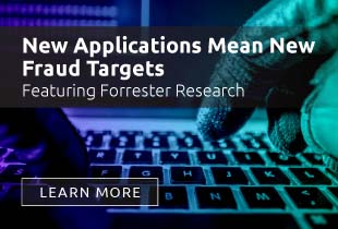 Data Fraud Webinar Featuring Forrester Research and VoltDB