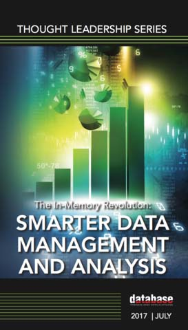 In Memory Revolution Smarter Data Management and Analysis