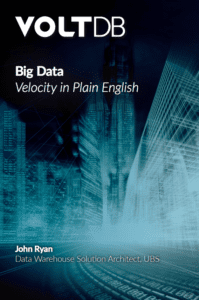 VoltDB Big Data Ebook