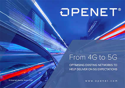 Whitepaper: Optimizing 4G to 5G